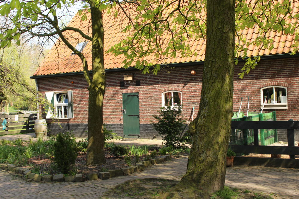 Buurtboerderij Nijkamphoeve